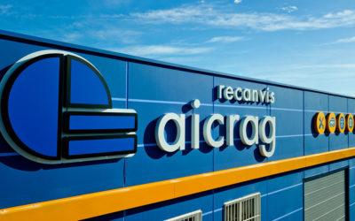 Diseño y rotulación AICRAG