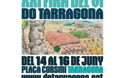 XXI Fira del Vi de la DO Tarragona